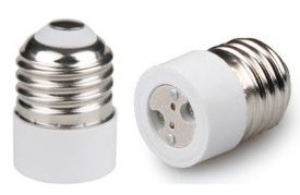 ADAPTOR LAMP E27 TO MR16