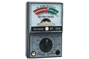 BATTERY TESTER BT-368