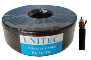 COXIAL CABLE RG-6UMODEL NO-A1