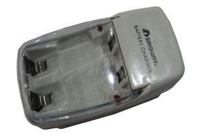 SINGWAY BATTERY CHARGER NI-CD & NI-MH MODEL SW-W27