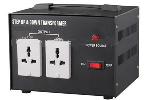STEP UP & DOWN TRANSFORMER 2000W