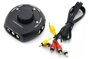 AV Selector switch