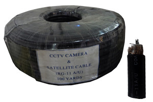 CCTV CAMERA & SATTALITE CABLE
