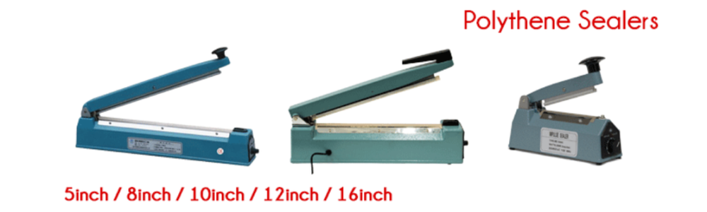 impulse sealer, polythene sealer