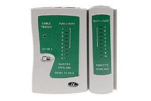 netowrk cable tester