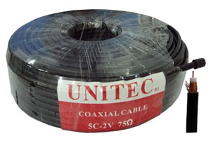 COXIAL CABLE 5C-2VMODEL NO-B2