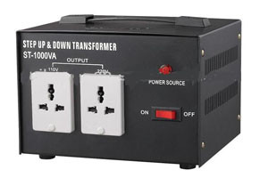 STEP UP & DOWN TRANSFORMER 1000W
