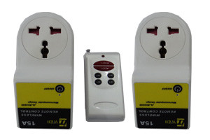 WIRELESS REMOTE CONTROL SOCKET 2 IN 1 JL-RC-2002