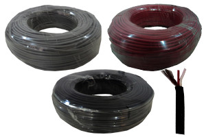 SCREEN WIRE (GREY - BLACK - RED)