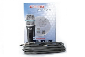 P A Condenser Professional Microphone ModelCE-1000S