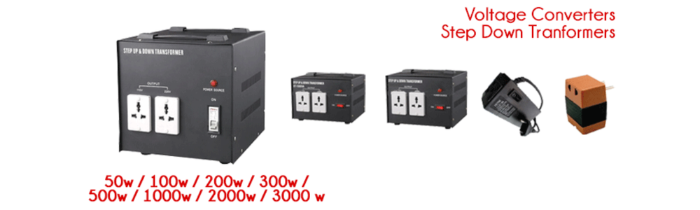 110-220v step down transformer