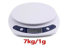 kitchen scale 7kg
