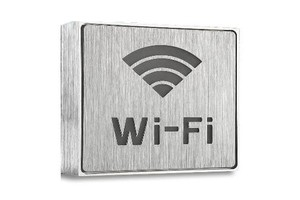 led wi-fi sign