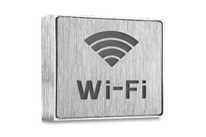 led wi-fi sign