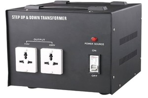 STEP DOWN UP TRANSFORMER 5000W