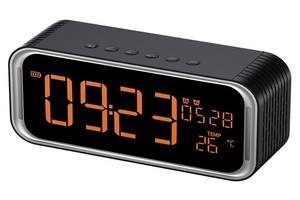 bluetooth speaker & clock dy-33