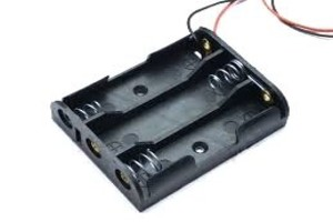 battery holder 3 cell