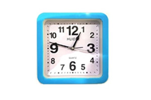 ALARM TABLE WALL CLOCK 8319
