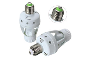 MOTION SENSOR WITH E27 HOLDER