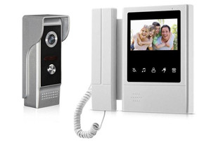VIDEO DOORPHONE COLOUR V43E168
