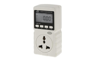 digital LCD micro power energy monitor meter