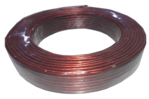 Speaker wire red & Black