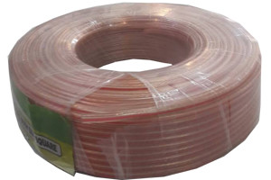 speaker wire medium gauge red line