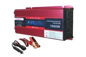 UKC Power Inverter (modeified Sin) 1000W model KC-1000D