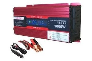 UKC Power Inverter (modeified Sin) 1000W model KC-2000D